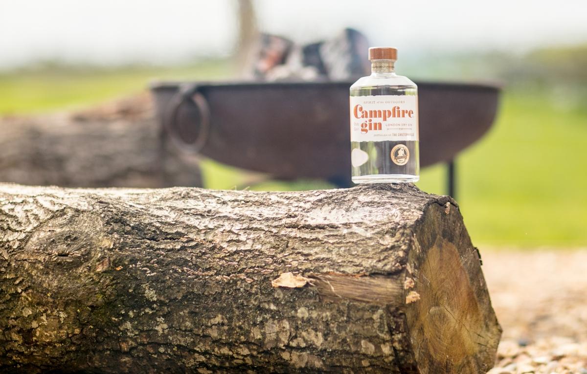 Wingbury Farm Glamping - Campfire Gin